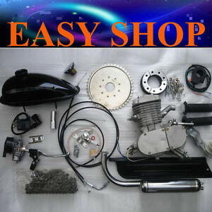 Brand-New-80cc-Motorised-Motorized-Bicycle-Push-Bike-2-Stroke-Motor-Engine-Kit