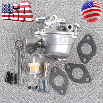 New Carburetor For Ih-farmall A Av B Bn C Super A Super C 354184r93 352376r92
