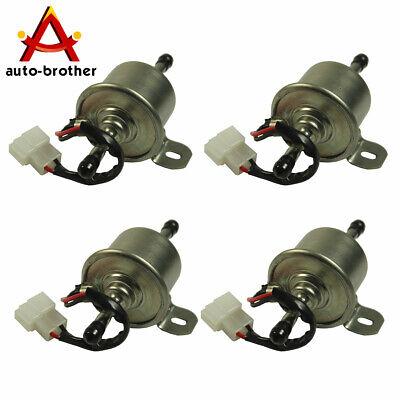 New Am876265 Fuel Pump 4 Pcs For John Deere Gator Hpx Pro 2020 4020