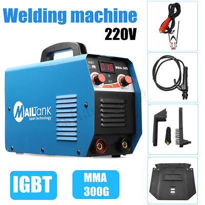 300 Amp Inverter Welding Machine Stick Welder Dc With Lcd Tig Welder Soldering