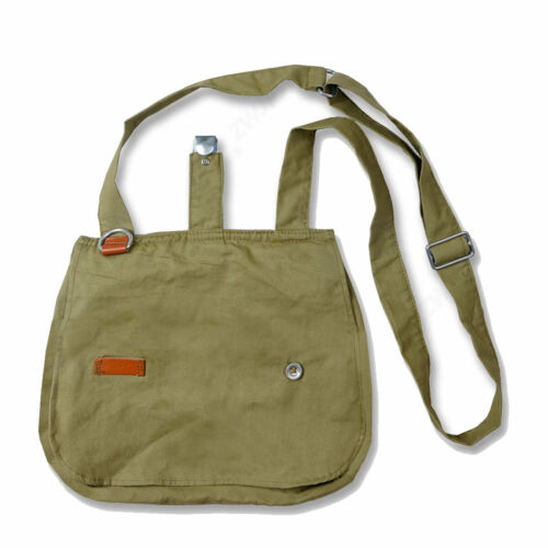 WWII Chinese Army Canvas Bag Bread bag Shoulder Bag Pack