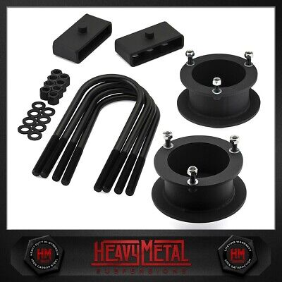 "3"" Front 1.5"" Rear Leveling Lift Kit For 2003-2013 Dodge Ram 2500 3500 4WD 4x4"