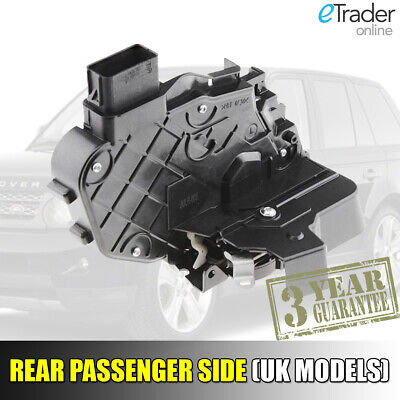 FOR LAND ROVER DISCOVERY  RANGE ROVER SPORT EVOQUE REAR LEFT DOOR LOCK LATCH