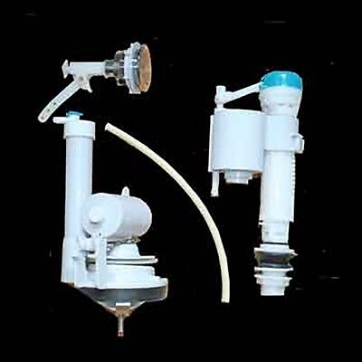 Toilet Parts - Replacement Parts Kit for Teenager Size Toilet Pack of 2