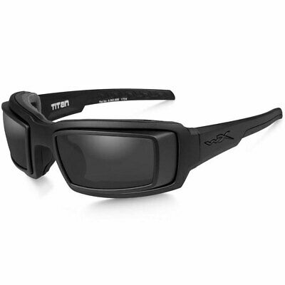 Wiley X Black Ops Titan RX Frame Tactical Safety Army Prescription Sunglasses