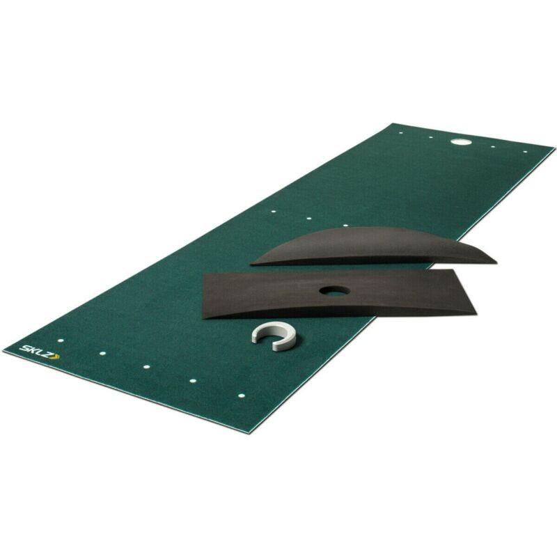 SKLZ Vari-Break Practice Green Putting Mat - Green FREE SHIP
