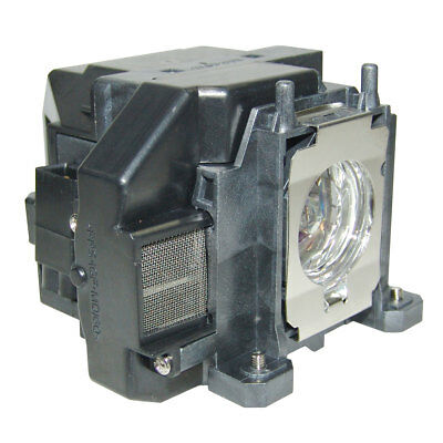 Replacement ELPLP67 Bulb Cartridge for Epson PowerLite S12+ Projector Lamp