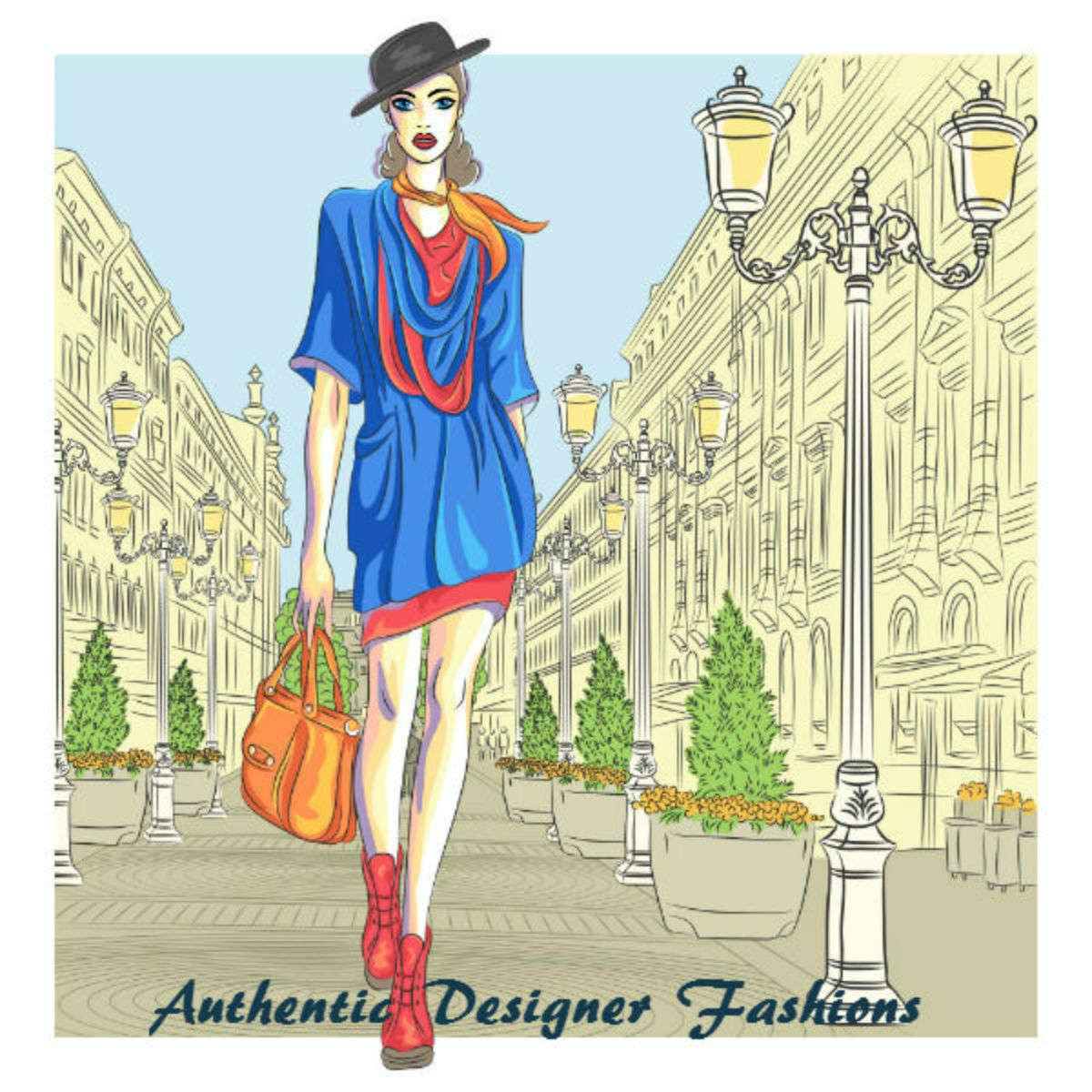 Authentic Designer Fashions 2016