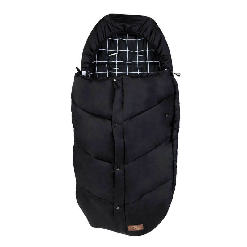 Mountain Buggy Sleeping Bag (Grid) - Keeps Your Little One Warm
