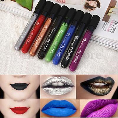 Makeup Long Lasting Gothic Lip Liquid Pencil Matte Lipstick Waterproof Lip Gloss