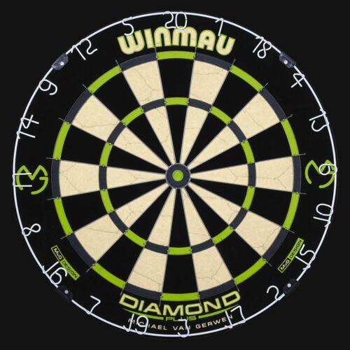 WINMAU MICHAEL VAN GERWEN MVG DIAMOND EDITION DARTBOARD