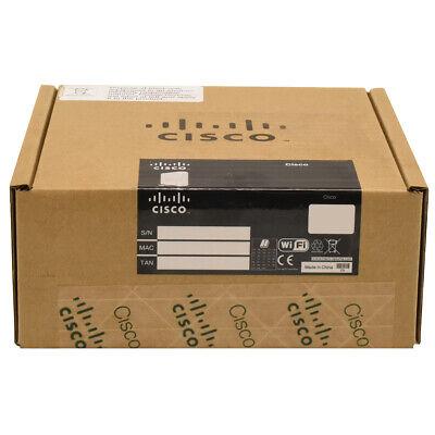 Cisco WAP-125-E-K9-UK-RF Wireless-AC Dual Band WiFi 5Ghz Desktop Access Point