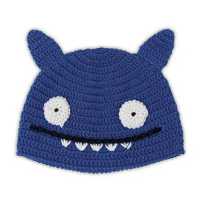 Uglydoll Ice Bat Hat   Blue
