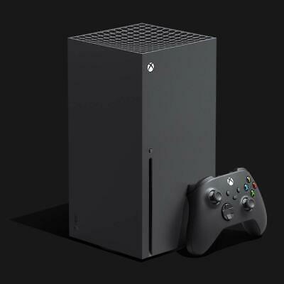 Microsoft Xbox Series X 1TB Video Game Console - Black FREE OVERNIGHT SHIP 🚚🚚