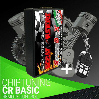 Chip Tuning Box for MERCEDES CLK-CLASSE 200 220 270 320 CDI +REMOTE CONTROLLER