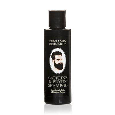 Koffein- & Biotin-Shampoo für Männer gegen Haarausfall von Benjamin Bernard -... (Haarausfall Männer Shampoo)