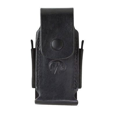 Leatherman 931017 Full Leather Premium Black Sheath for Surge Multi-Tool
