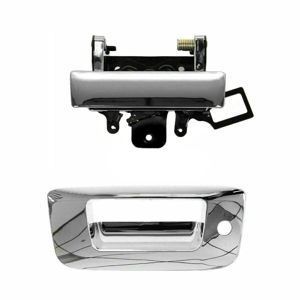 New Tailgate Handle for Chevrolet Silverado 1500 2007-2014