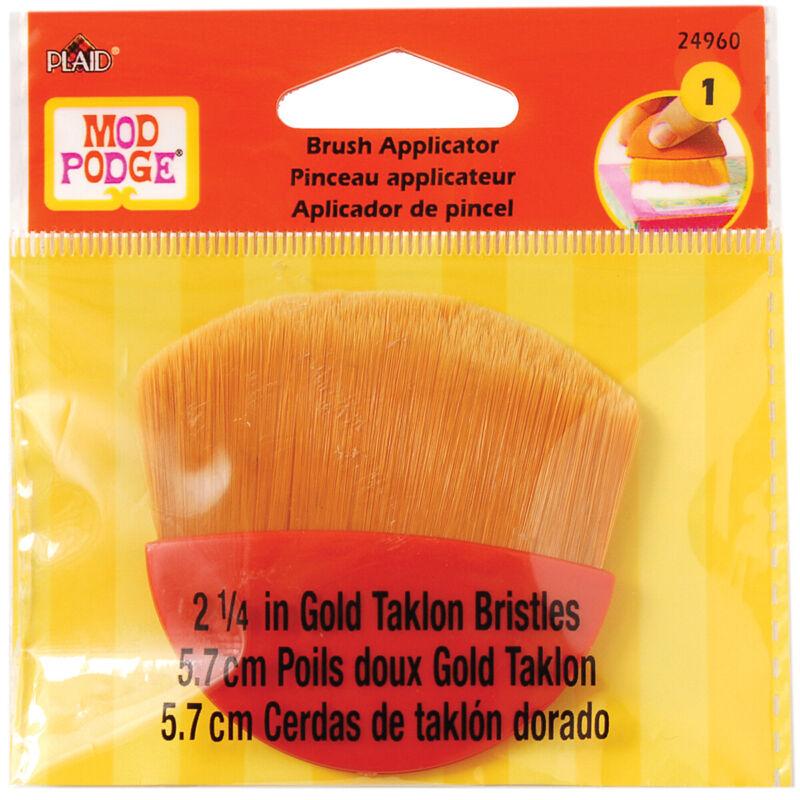 Plaid:Craft Mod Podge Paint Brush Applicator, 24960 2.25-Inch