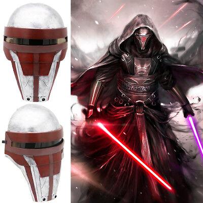 Star Wars Darth Revan Mask Cosplay Costume Helmet Props Halloween Party Adult