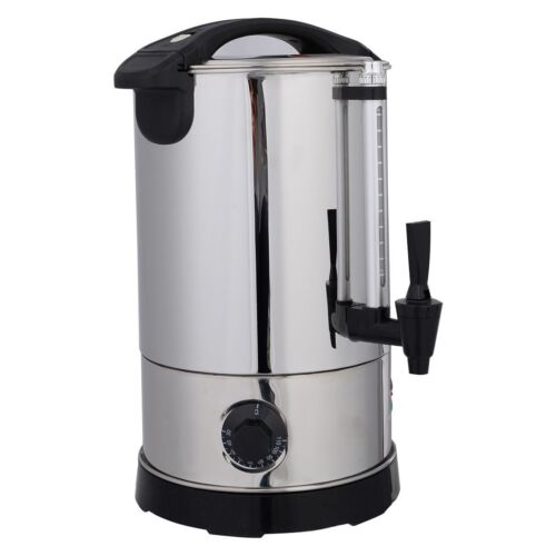 New Stainless Steel Electric Tea Kettle 6 Quart Hot Water Bo