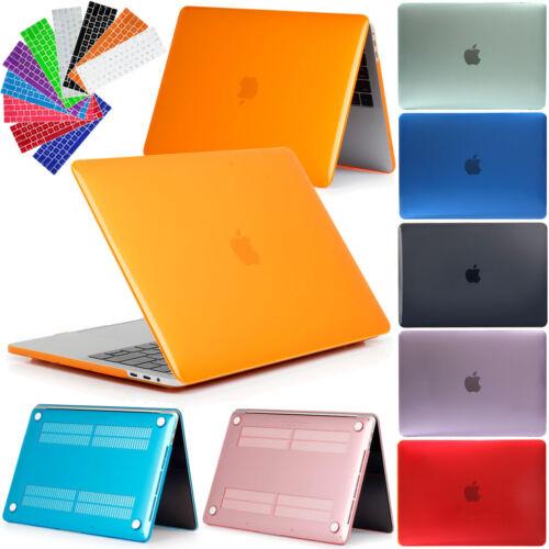 Rubberized Laptop Shell Case Keyboard Hard Cover For Mac Mac