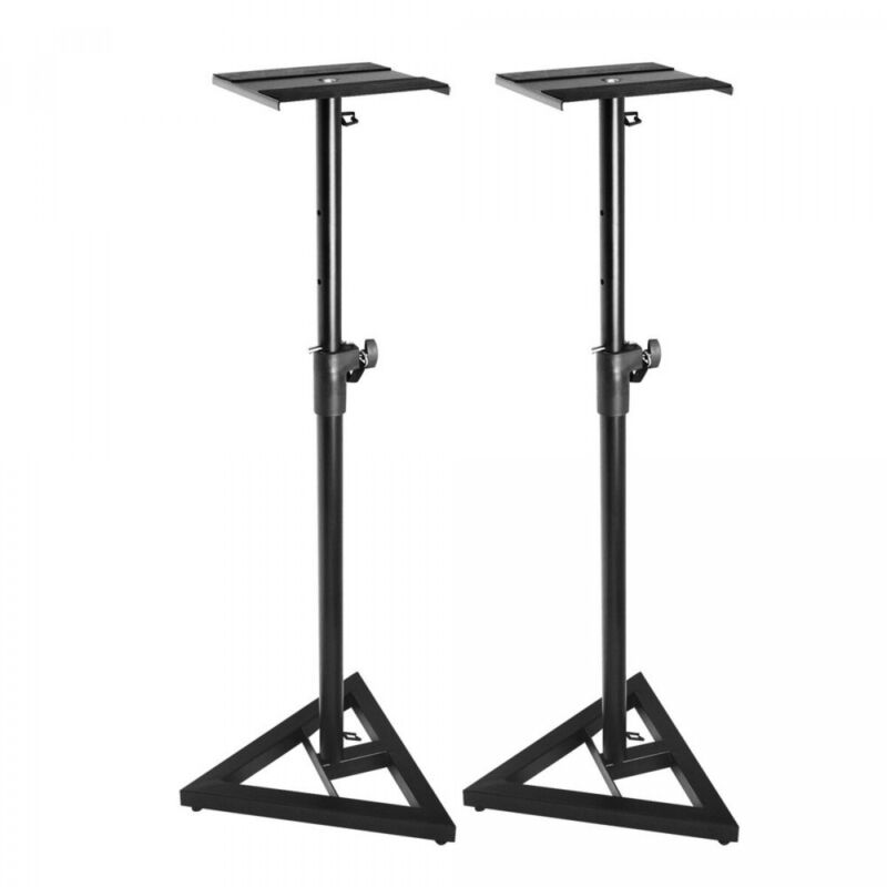 On Stage SMS6000-P Studio Monitor Stand (Pair)