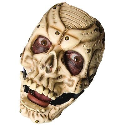 Sid Mask Slipknot Adult Teen Heavy Metal Band Halloween Costume Accessory - Heavy Metal Band Halloween