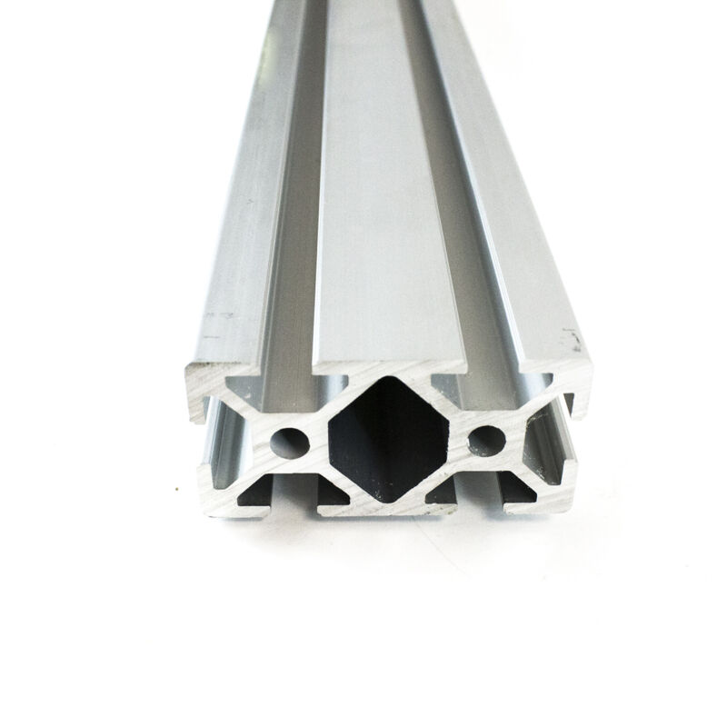"Everest 20 Series Aluminum Extrusion .98"" x 1.96"" x 96"" - 6063-T5"