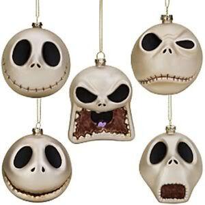 Nightmare Before Christmas Jack Tree Ornaments Disney | eBay