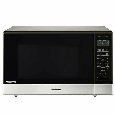 Panasonic NN-ST696S Built-in Microwave with Inverter Tech, 1.2 cu. ft, Stainless