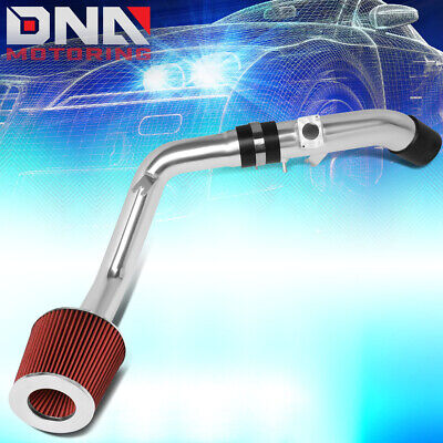 FOR 2006-2012 MITSUBISHI ECLIPSE GT HIGH FLOW COLD AIR INTAKE SYSTEM+RED FILTER Mitsubishi Eclipse Intakes