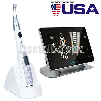Dental Endodontics Treatment Reciprocation Endo Motor 9 Programapex Locator Us