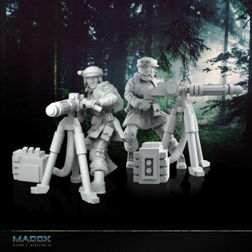 Star Wars Legion Rebel Commando Heavy Weapon - Legion Scale