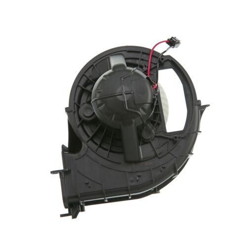 A/C Blower Heater Motor W/ Fan Cage Front Side For BMW X5