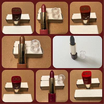 Dolce & Gabbana Shine Lipstick New Tester Full Size 0.12 oz New In Box