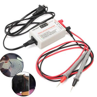Output Multipurpose Smart LED Lamp LCD TV Backlight Tester Repair Tool 0~300V