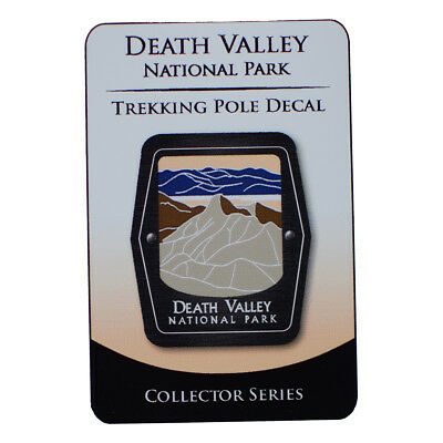 Death Valley National Park Trekking Pole Decal   California And Nevada