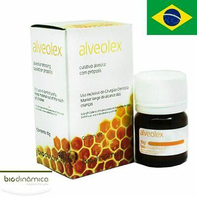 New Alvogyl Alveolex Alveogyl Paste 10gm Dry Socket Treatment Dental Material