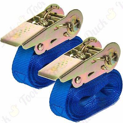 SILVERLINE ENDLESS 5m LONG STEEL RATCHET TIE DOWN Heavy Duty Van Lash/Strap Open