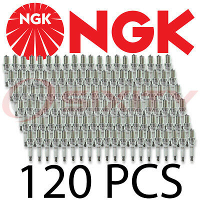 NGK R5671A-10 5820 Racing Spark Plugs 120 Case V Power Nitrous Turbo Supercharge