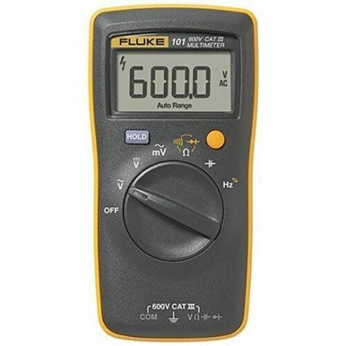 100%delivery FLUKE 101 Basic Digital Multimeter Portable Meter AC/DC Volt Tester