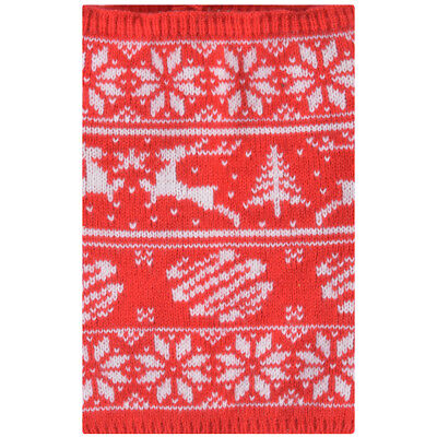 (Blender Bottle Special Edition Knitted Winter Sweater Bottle Sleeve - Red)