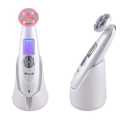 Forever25 Mesotherapie RF frequenz Lifting Vibro Massage Faltenbügeleisen