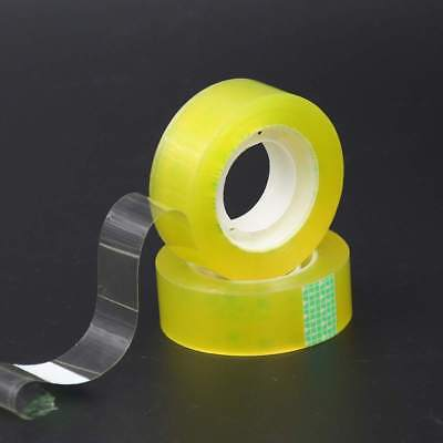 1 To 16 Clear Transparent Tape Rolls Width 34 X Length 1378 X Thick 25