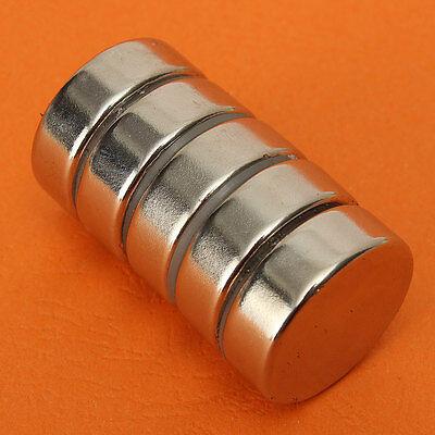 5x Big Strong N52 Neodymium Ndfeb Magnets Rare Earth Round Disc Fridge 30x10mm
