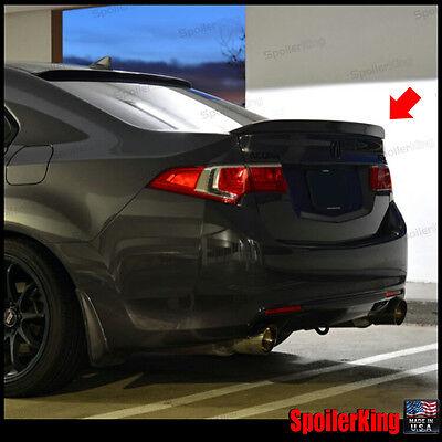 SpoilerKing Rear Trunk Spoiler DUCKBILL #301G (Fits : Acura TSX 2009-2014 CU2) Acura Tsx Rear Spoiler