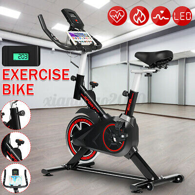 Home Gym Bike Exercise Fitness Bike Fitness Cardio Workout Indoor Machine