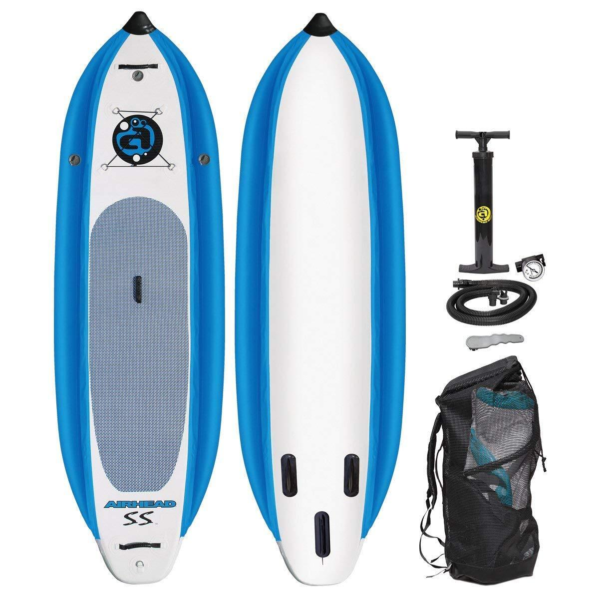 New AIRHEAD SS Super Sustainable Inflatable Paddle Board - S