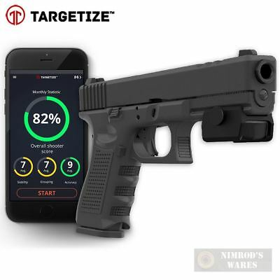 Targetize Personal Firearm Training System Live Dry Fire Co2  Fast Ship